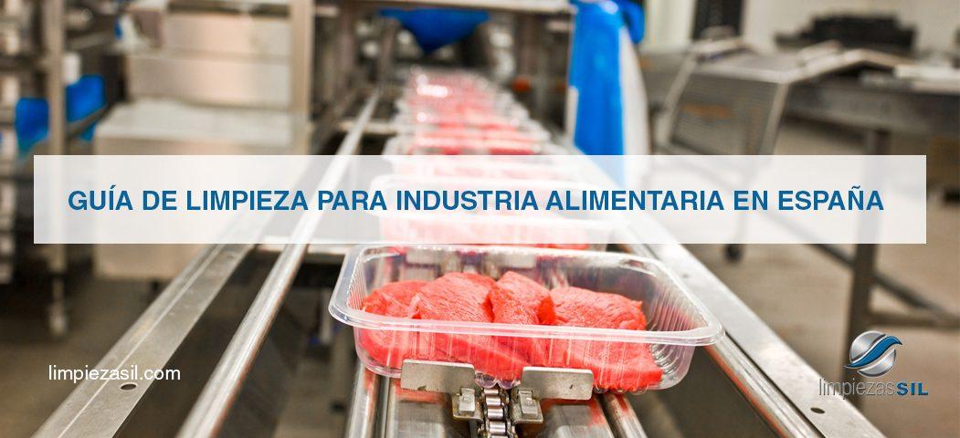 Guía de Limpieza para Industria Alimentaria