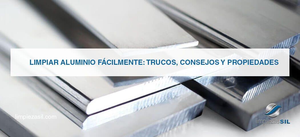 Limpiar aluminio f cilmente trucos consejos y propiedades for Limpiar puertas lacadas blancas amarillentas