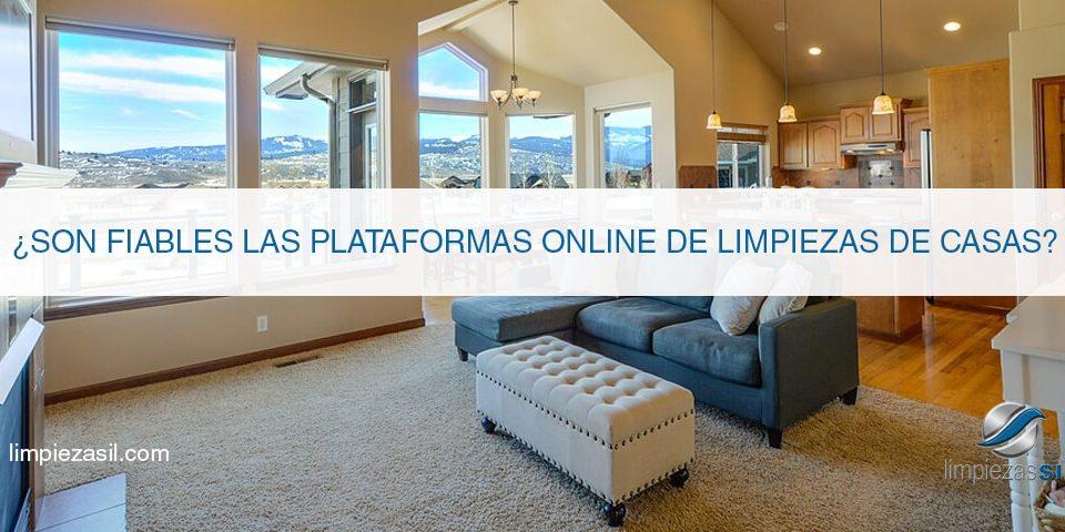 limpieza de casas online