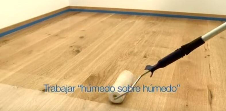 Limpiar parquet con vinagre affordable cmo limpiar y - Limpiar suelos muy sucios ...
