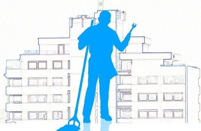 convenio de limpieza de edificios
