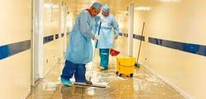 limpieza de quirófano