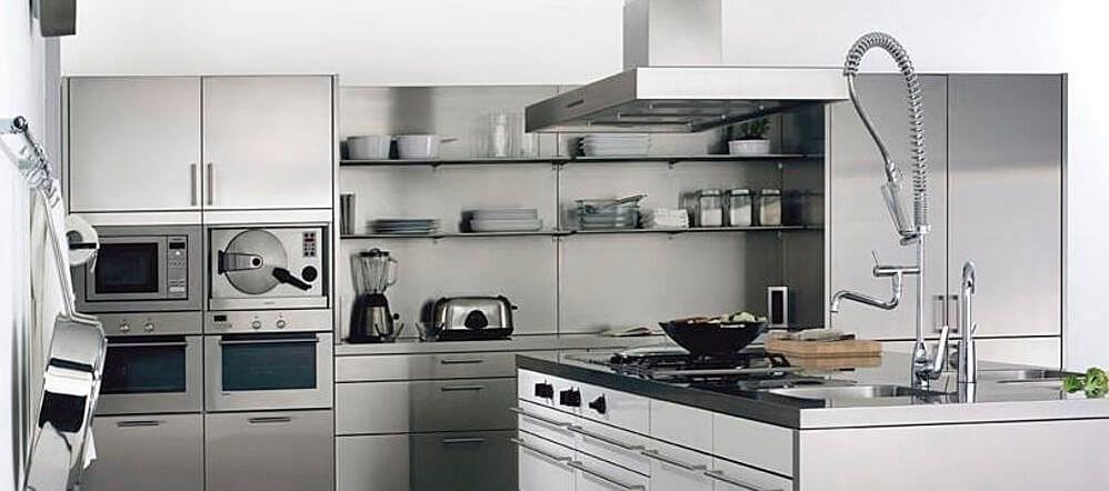 Limpiar aluminio f cilmente trucos consejos y propiedades - Como limpiar azulejos cocina ...