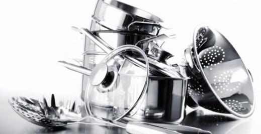 limpiar aluminio de cocina