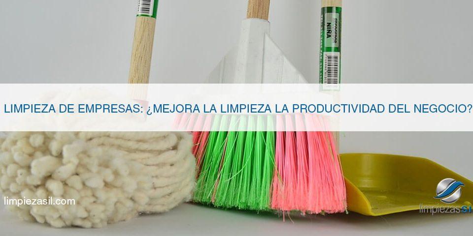 limpieza de empresas