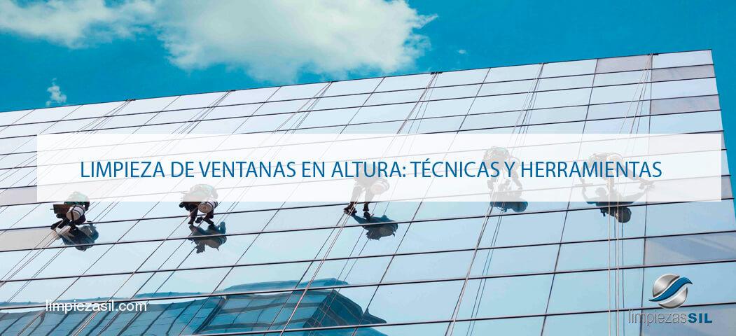 Limpieza de ventanas en altura t cnicas y herramientas for Aparato para limpiar cristales