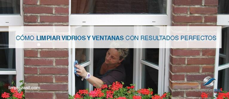 Las mejores t cnicas para limpiar vidrios ventanas y for Como limpiar cristales grandes