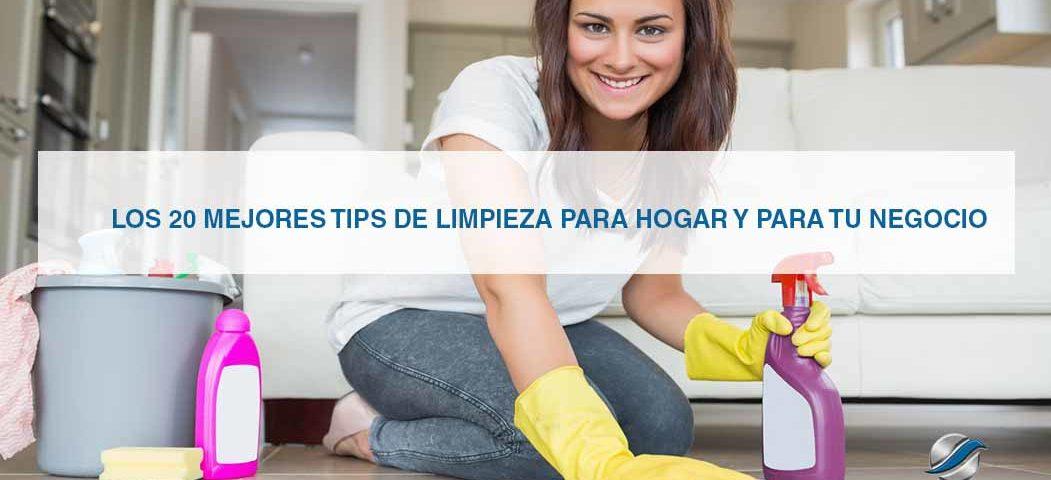 limpiar hogar