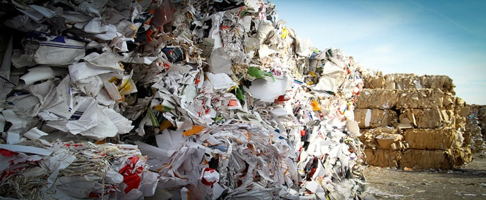 tipos de cubos de basura