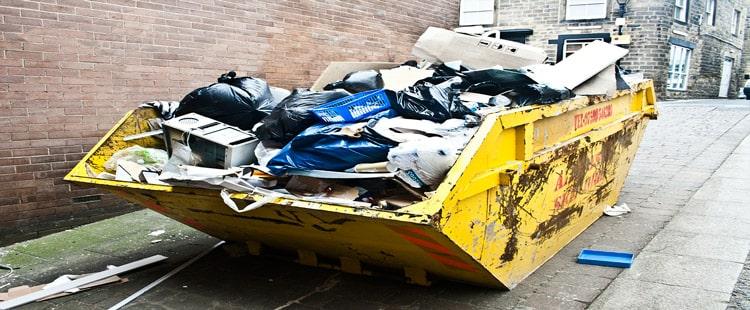 типы мусорных баков
