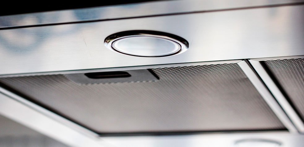limpieza de filtros de campana extractora