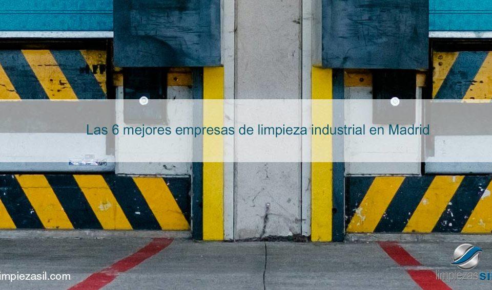 empieza de limpieza industrial