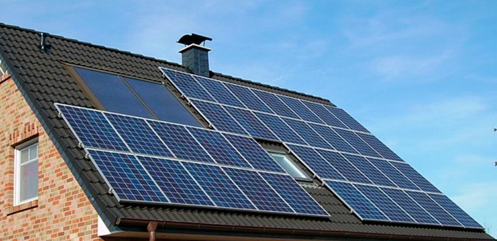 placas solares para hogar
