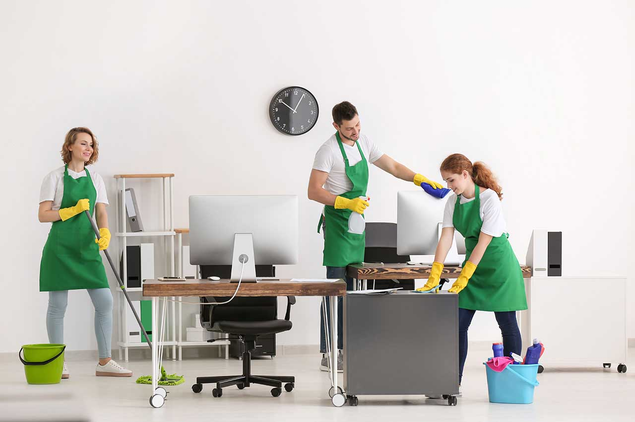 limpieza de oficinas en ciudad lineal
