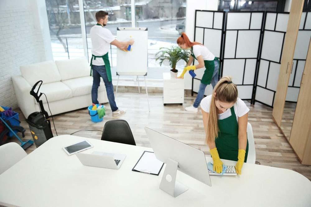 Limpieza de Oficinas en Hortaleza