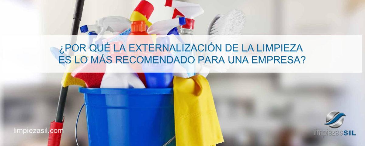 externalizacion limpieza