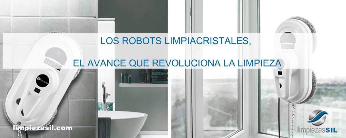 Robots-limpiacristales