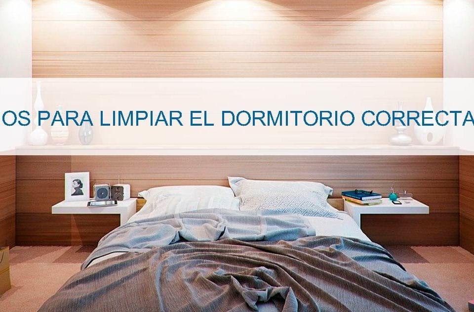 Limpieza-de-dormitorios