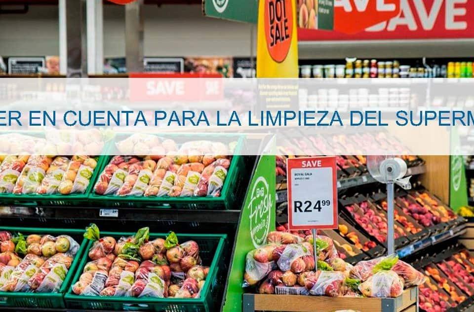 Limpieza-del-supermercado