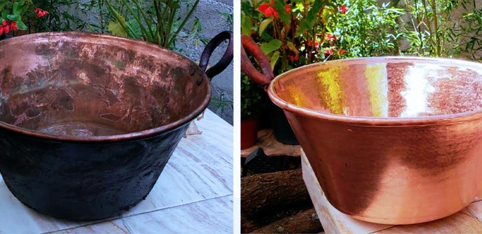 como-limpiar-el-cobre-manchado