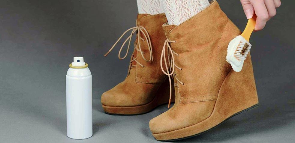 Cómo-limpiar-calzado-de-ante