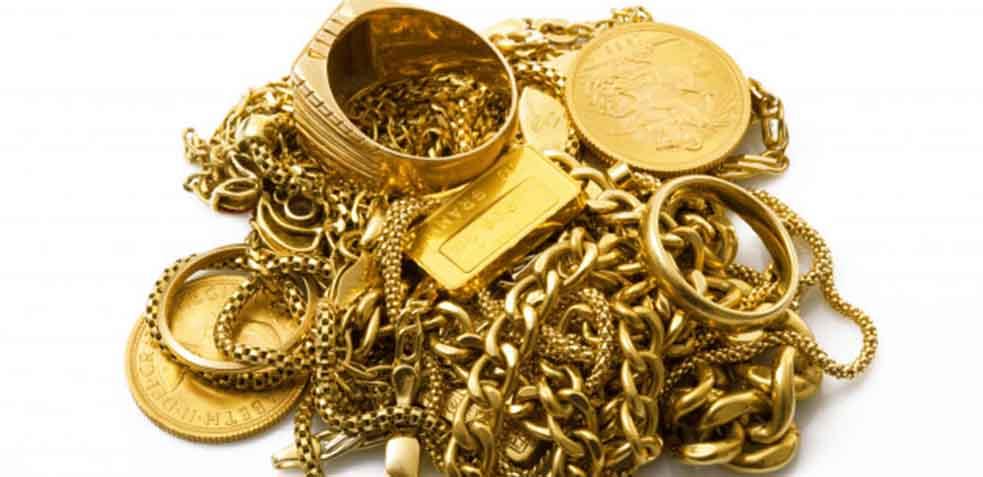como limpiar el oro