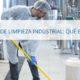 técnicas de limpieza industrial